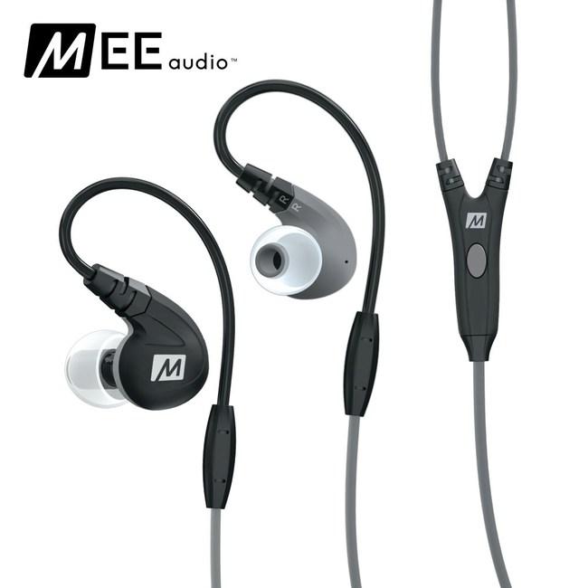 MEE audio M7P 運動耳道式耳機黑色