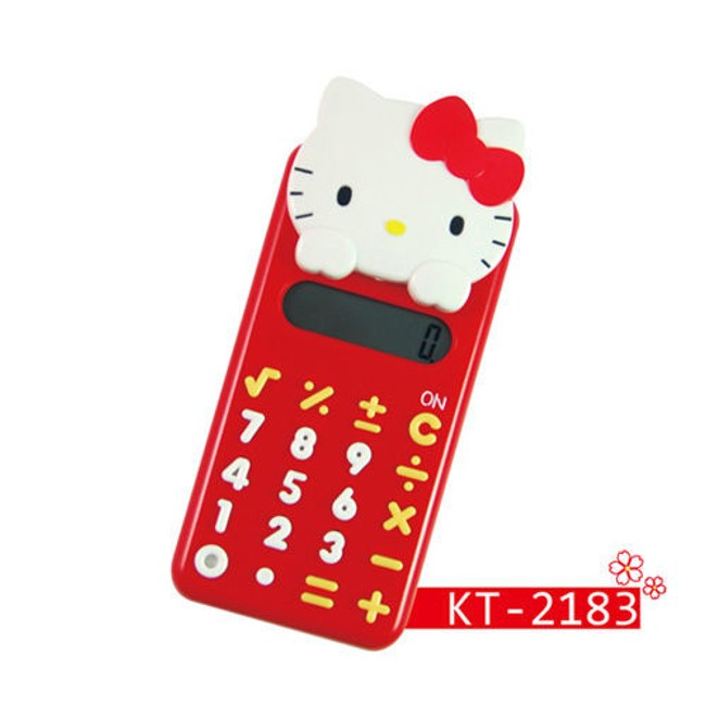 Hello Kitty 計算機 KT-2183
