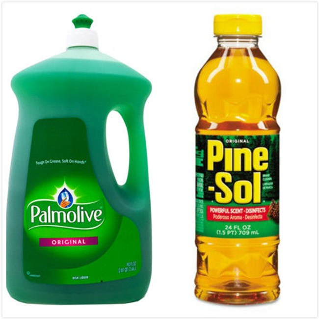 Palmolive濃縮洗潔精(90oz)*1+Pine Sole*3