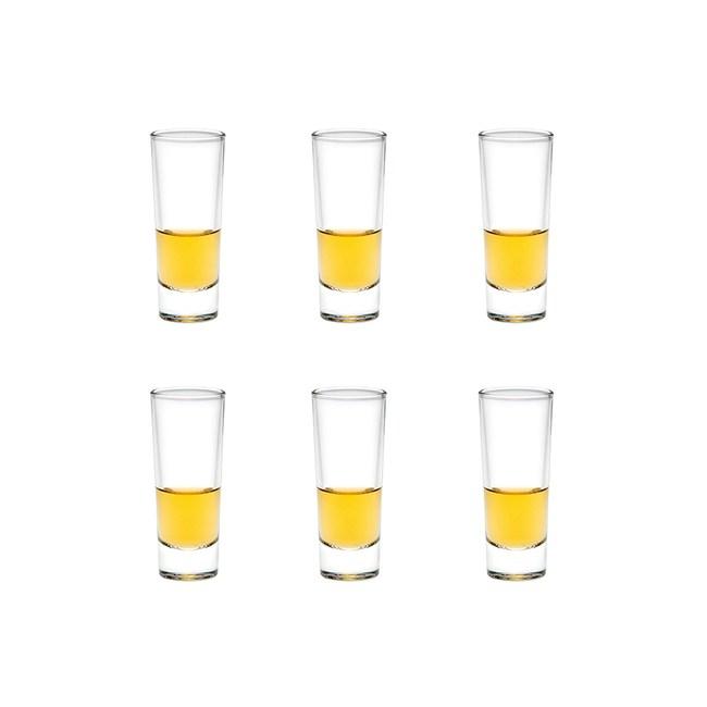 Ocean 聖瑪利諾烈酒杯65ml-6入組
