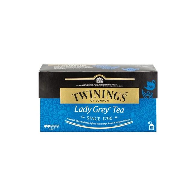英國Twinings仕女伯爵茶2g 25入