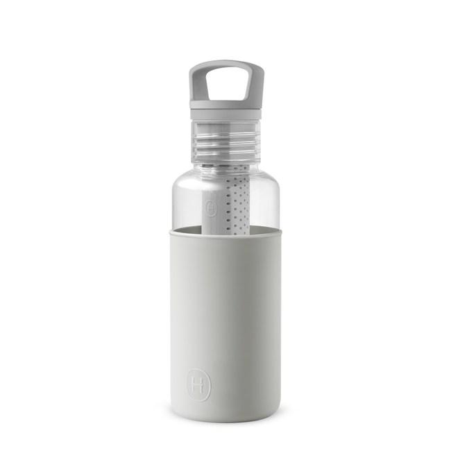 【HYDY】輕靚冷水瓶 透明-雲灰 (590ml)