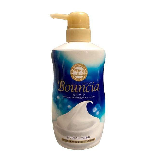 牛乳石鹼美肌滋潤沐浴乳(優雅花香)500ml