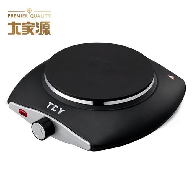 大家源 黑鑽電子爐(方) TCY-3901