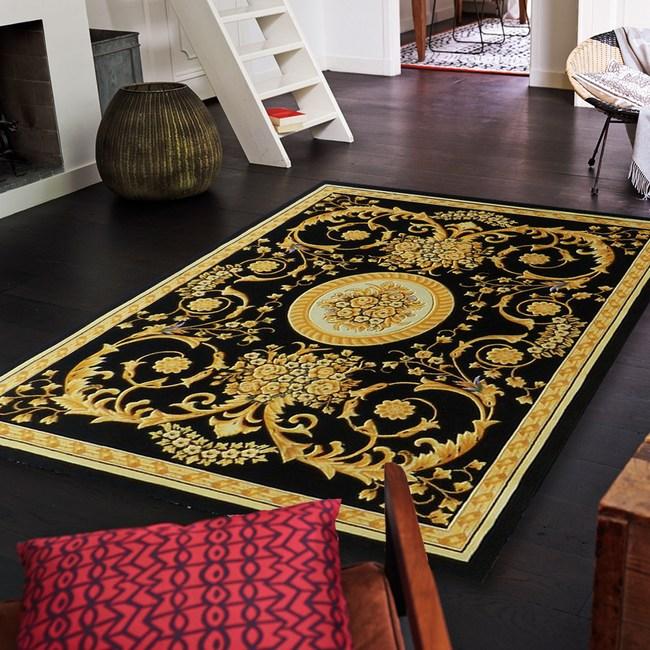 【YFS】古典羊毛地毯-雀屏200x300cm