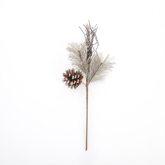 松葉樹枝花插40cm