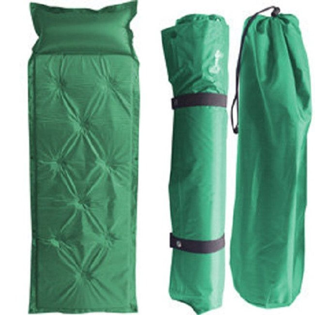 野外露營防潮自動充氣床墊
