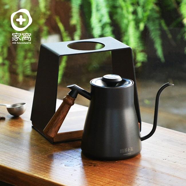 【+O家窩】悶蒸十五IH手沖咖啡壺架組(咖啡濾架+手沖壺)單一規格