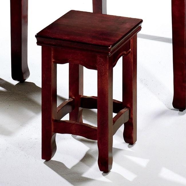 【YFS】布尼爾胡桃高鼓椅-33x33x45cm