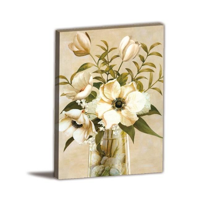 24mama掛畫-單聯式 大型花卉掛畫 60x80cm