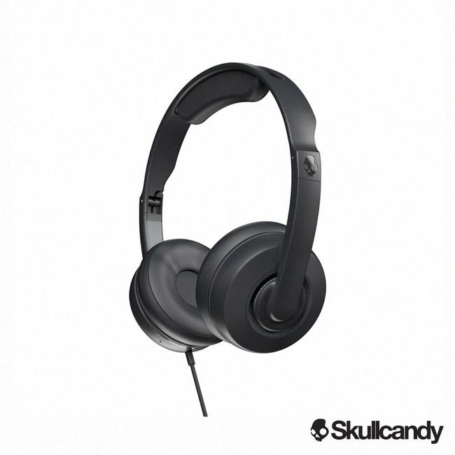Skullcandy Cassette Junior有線耳罩式 黑