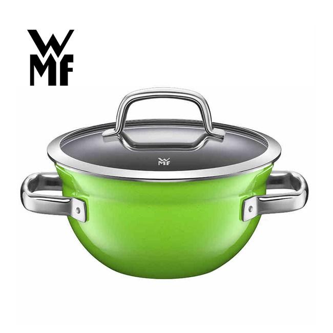 【德國WMF】Naturamic系列20cm調理鍋(綠)