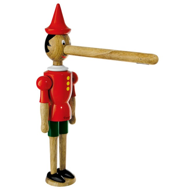【義大利Emmevi】Pinocchio皮諾丘系列龍頭CC1887W190xD206xH3