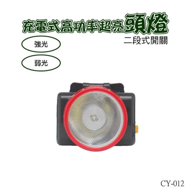 熊讚 CY-012 高功率超亮頭燈