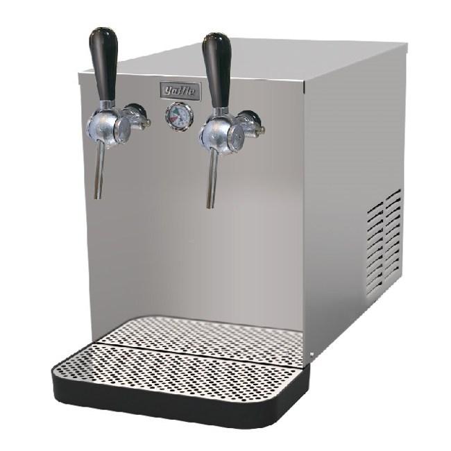 YAFFLE亞爾浦 檯面型商用微礦氣泡水機(YS-150)65×36.5×47cm
