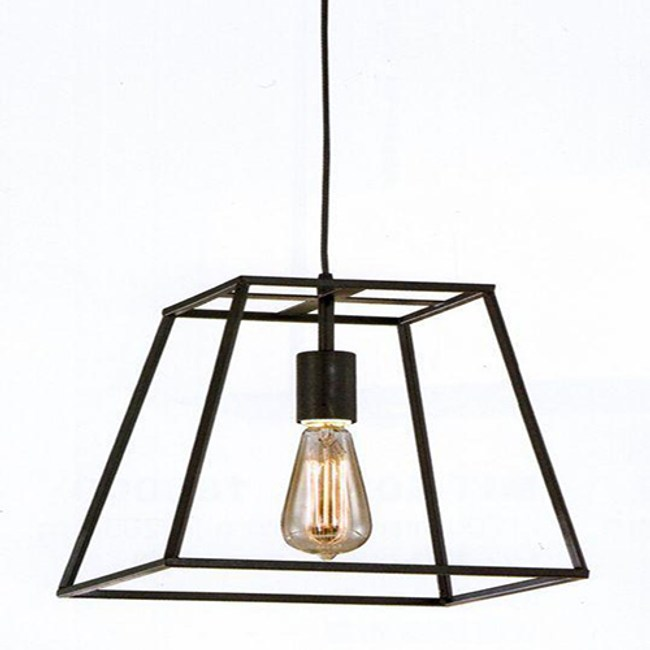 HONEY COMB 工業風單吊燈 TA4340D