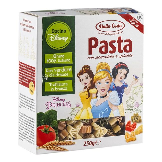 義大利Dalla迪士尼白雪公主義大利麵盒裝250g