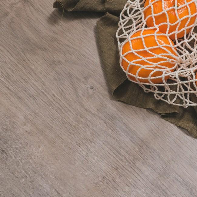 樂嫚妮 加厚防水仿木紋壁貼60X300cm-M98灰橡木色