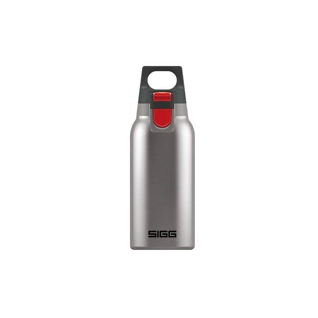 瑞士百年SIGG H&C 彈蓋不銹鋼保溫瓶 300ml - 質感霧