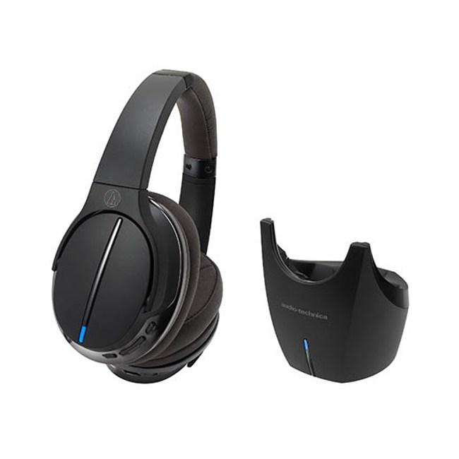 鐵三角 ATH-DWL770 數位無線耳機系統 含耳機+訊號發射器