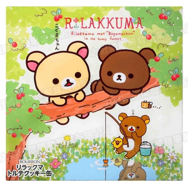 日本利拉熊綜合餅乾禮盒310.8g