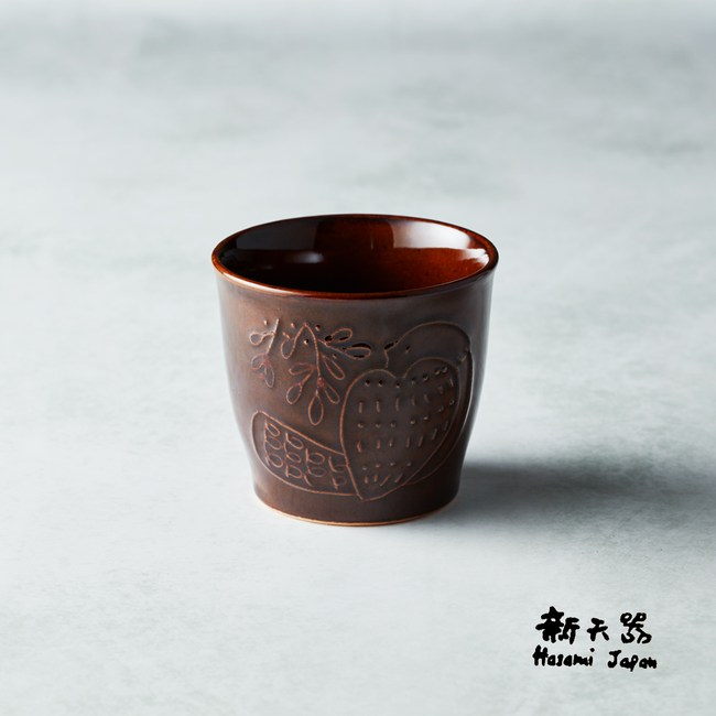 【石丸】波佐見燒 - 森之歌陶杯 - 樹咖