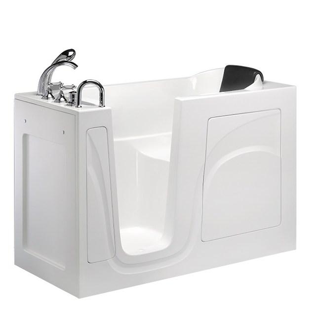 【海夫】開門式浴缸 內開式026-A基本款129.5*65.5*102