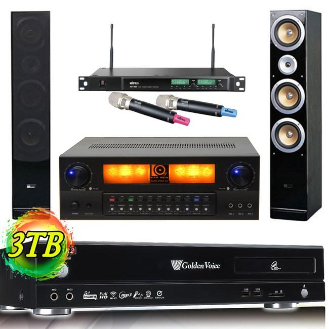 金嗓R2 3TB+X6+ACT-589+QX900F