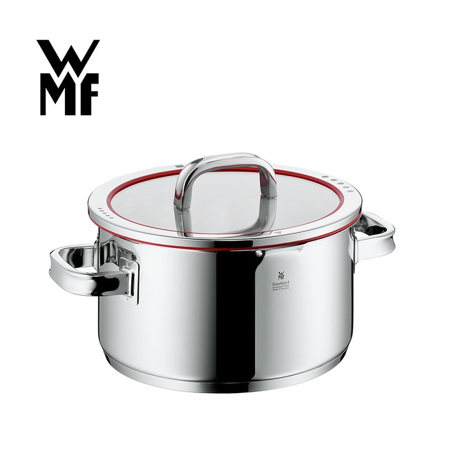 【德國WMF】Function 4系列24cm高身湯鍋(5.7L)