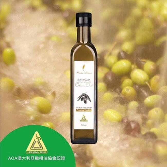 獵人谷之夢澳洲原裝進口特級初榨橄欖油