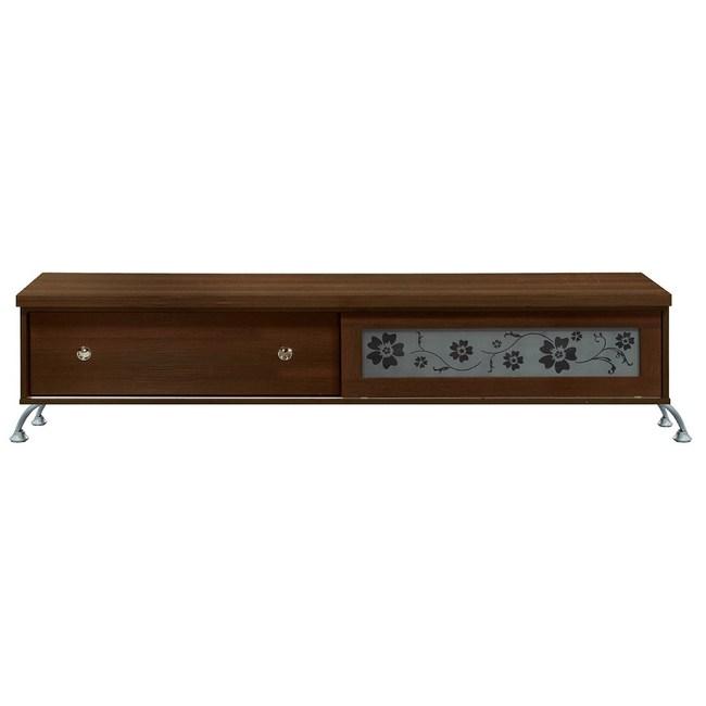 【MUNA 家居】奧德里6尺電視櫃(共兩色)胡桃色