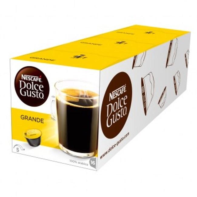 雀巢 美式醇郁濃滑咖啡膠囊
