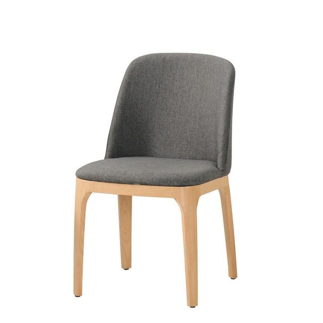 席拉淺灰餐椅