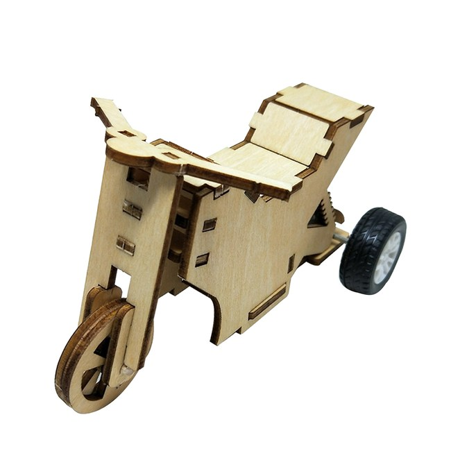 DIY材料包-摩托車