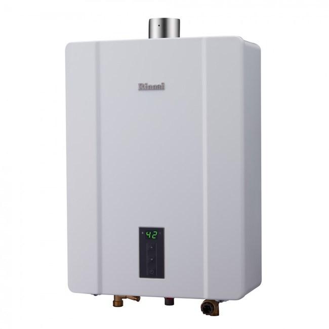 MUA-C1600WF(LPG/FE式) 林內屋內型16L強排熱水器 液化
