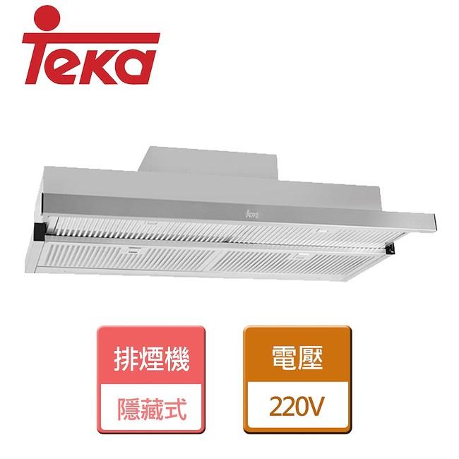 【TEKA】隱藏式排油煙機-90公分-CNL-9815