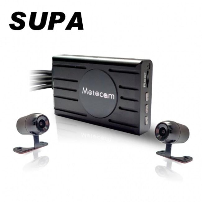 【速霸】R658 前後雙鏡防水防塵 1080P高畫質機車行車記錄器