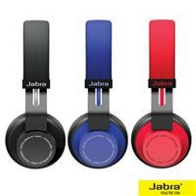 Jabra Move Wireless 無線藍牙 耳罩式 耳機 (紅)