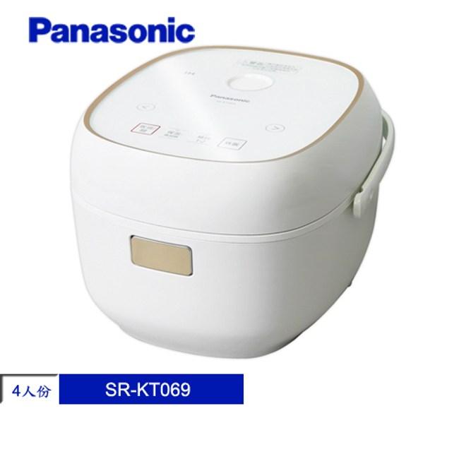 Panasonic 國際牌 4人份IH電子鍋 SR-KT069
