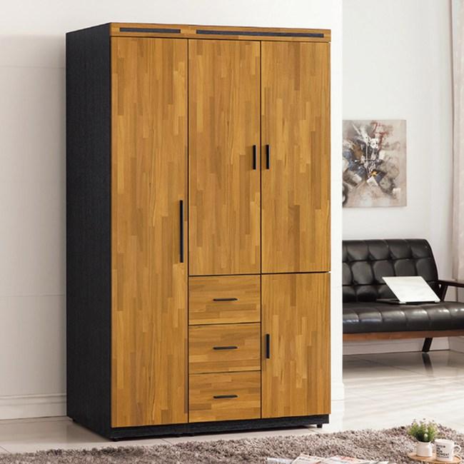 【YFS】艾倫4尺衣櫃-119x56x198cm