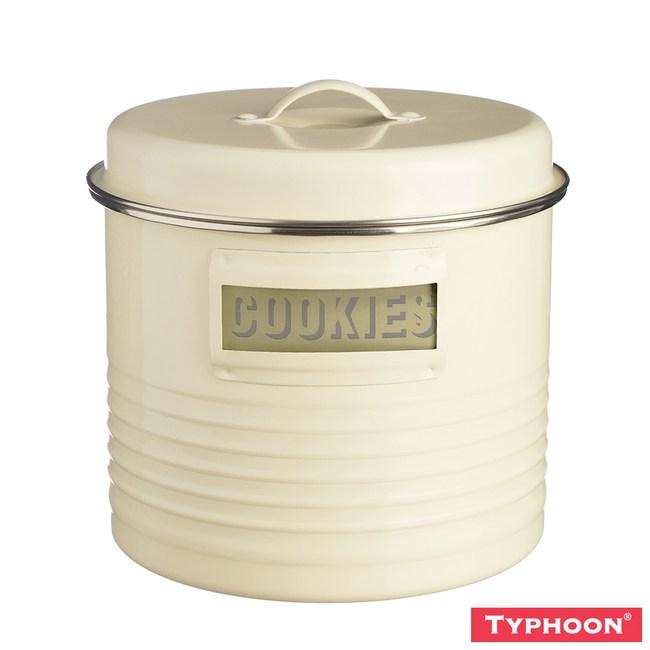 【TYPHOON】復古大型儲物罐3-65L(米)