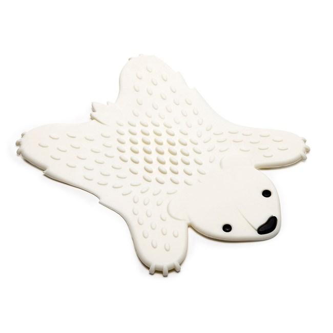 OTOTO 懶熊隔熱墊(白)