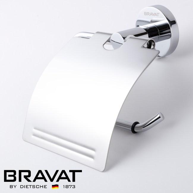 BRAVAT 貝朗 融宜不鏽鋼紙巾架 D739C