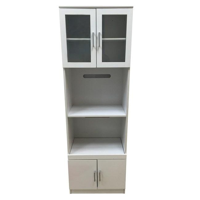 曼尼高四門餐櫃 (採E1板材) 39x59x180cm