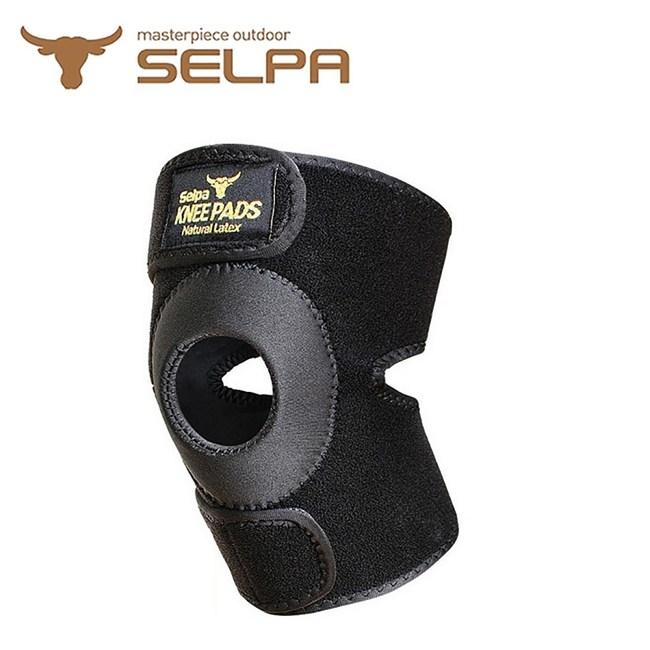 【韓國SELPA】環型構造膝蓋減壓墊/護膝(一入)