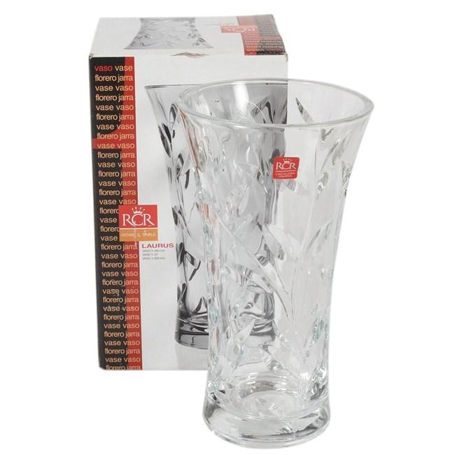 RCR 拉薇絲無鉛水晶花瓶 25cm