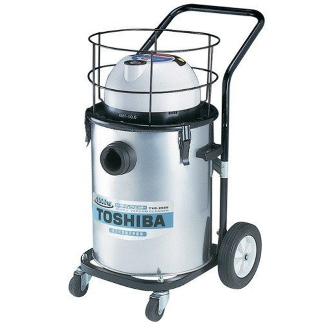 【TOSHIBA東芝】工業/營業用-乾濕兩用吸塵器 TVC-10.0