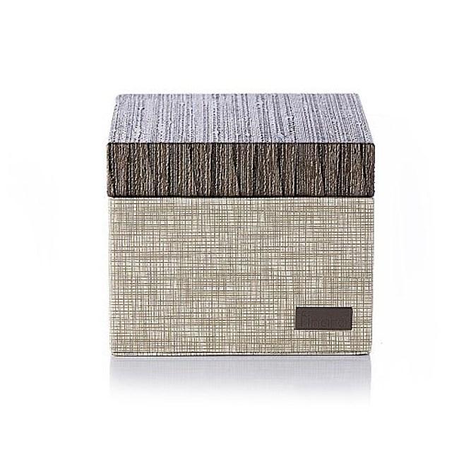 桌上用品含蓋收納小方盒-米爾頓Kenzo
