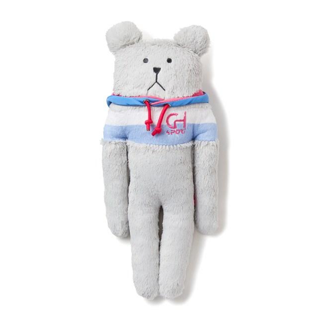 CRAFTHOLIC 宇宙人 運動享樂熊小抱枕