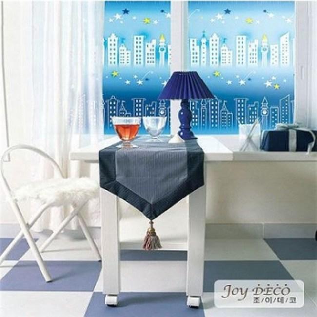 韓國優質彩繪窗貼92cm-GS15
